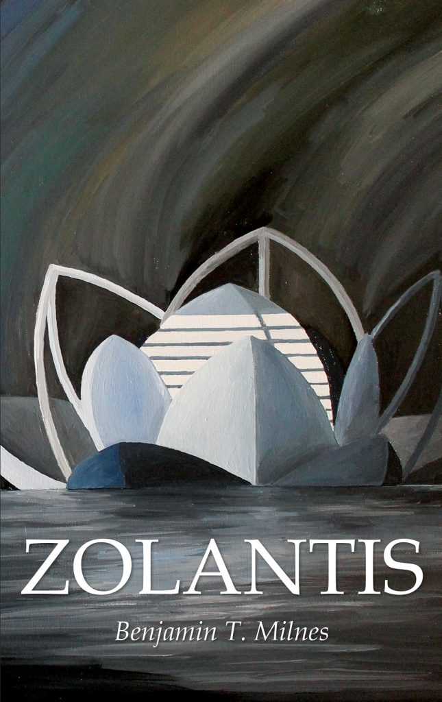 Zolantis by Benjamin T. Milnes - Front Cover